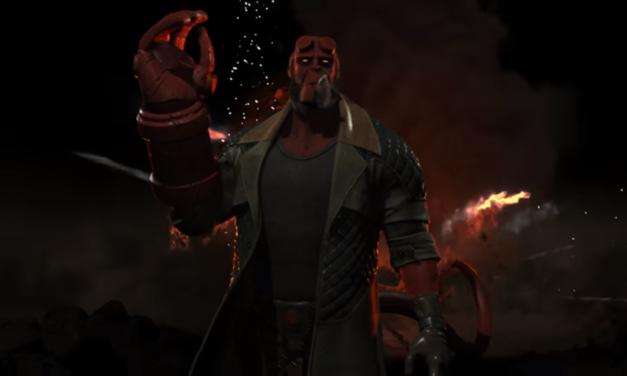 Hellboy, Raiden y Black Manta son los nuevos personajes de Injustice 2