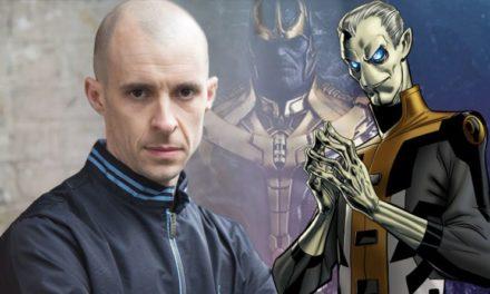 Tom Vaughan-Lawlor se une al elenco de Avengers: Infinity War