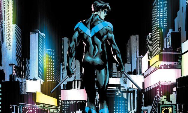 Titans ya eligió a su Dick Grayson