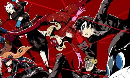 El anime de Persona 5 se estrenará en el 2018