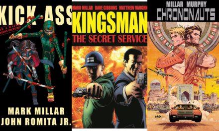 Netflix adquirió Millarworld, la compañía de comics de Mark Millar