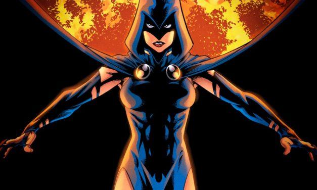 La serie de Titans ya tiene a su Raven