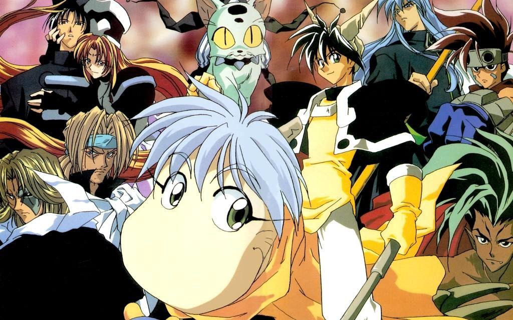 Soul Hunter tendrá un nuevo anime