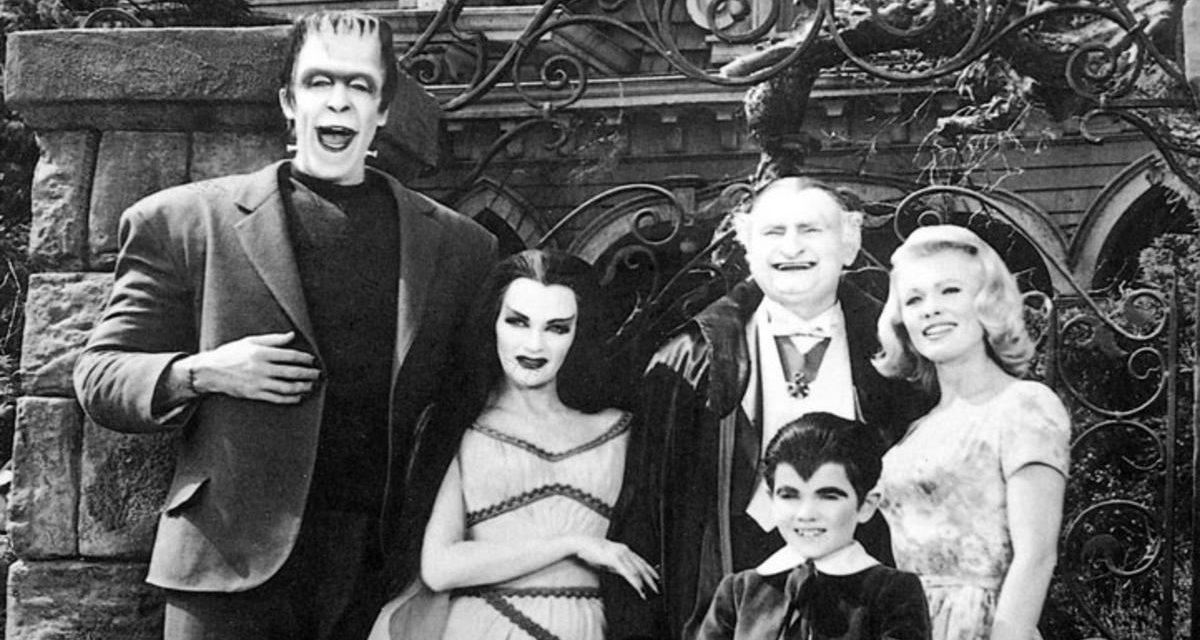 NBC trabaja en un reboot de La Familia Munster