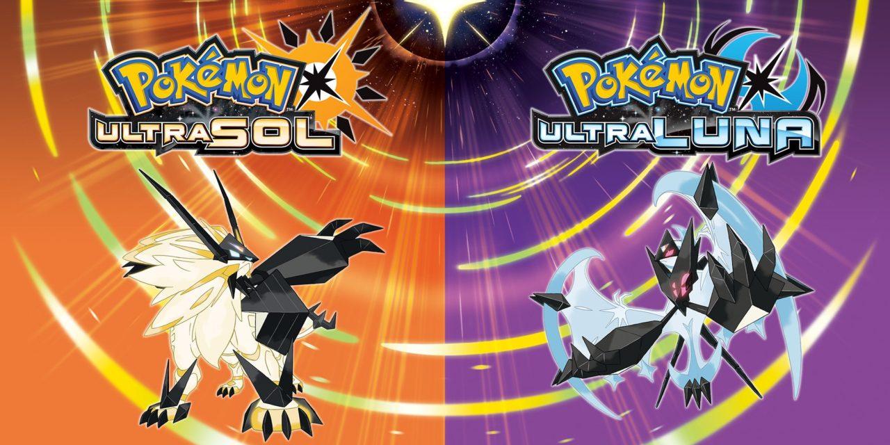 Revelados nuevos detalles sobre Pokémon Ultra Sol y Ultra Luna