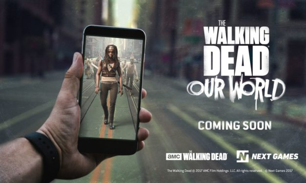 The Walking Dead: Our World, el nuevo juego para Android y iOS