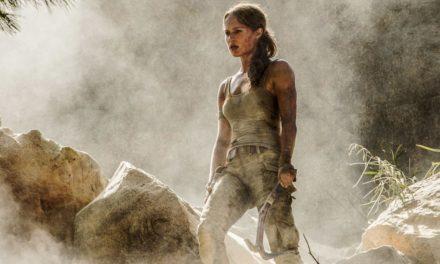 El reboot de Tomb Raider presenta su primer tráiler