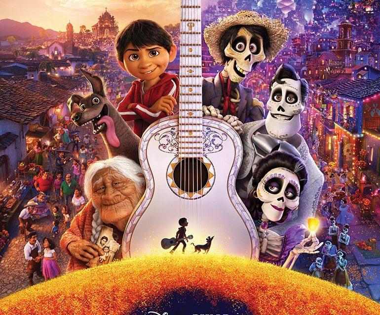Te presentamos el trailer final de Coco