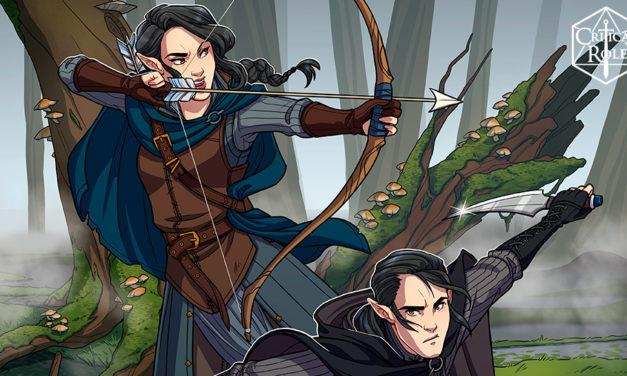 Critical Role llegará al mundo de los cómics con Dark Horse