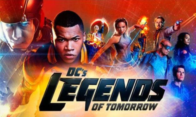 Courtney Ford se une al elenco de Legends of Tomorrow
