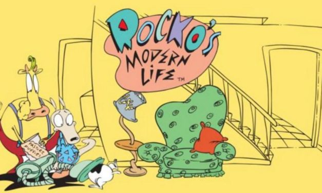 La Vida Moderna de Rocko vuelve como un comic