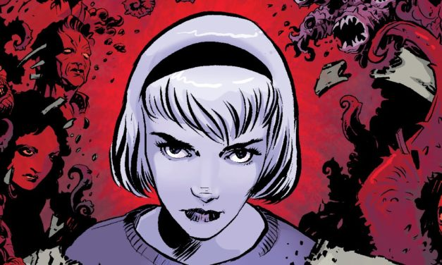 La nueva serie de Sabrina se mudó a Netflix