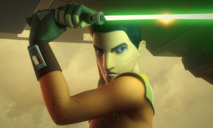 Star Wars Rebels estrenará cuarta y final temporada en octubre