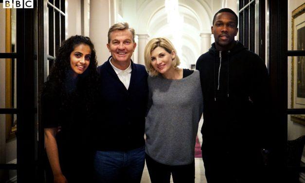 Revelados los compañeros de la nueva Doctora en Doctor Who