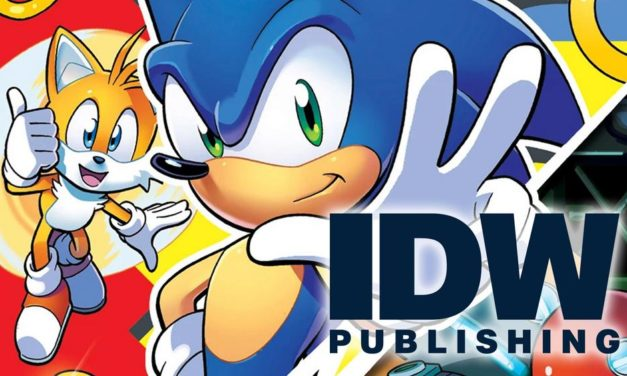 NYCC: IDW publicará Sonic the Hedgehog
