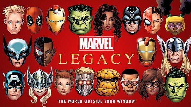 NYCC: MARVEL Legacy – Arma H tendrá serie, Phoenix regresa, Arañas y otras cosas