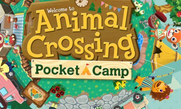 Animal Crossing: Pocket Camp llegará a finales de noviembre para teléfonos móviles