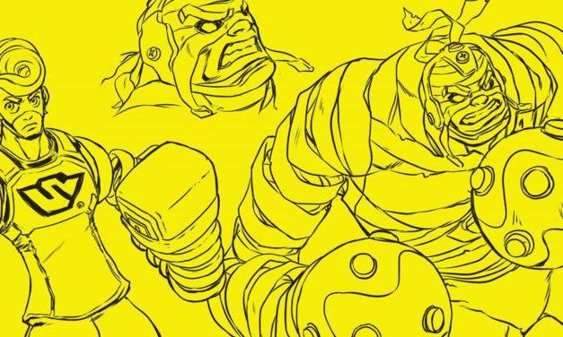 ARMS llegará al mundo de los cómics gracias a Dark Horse