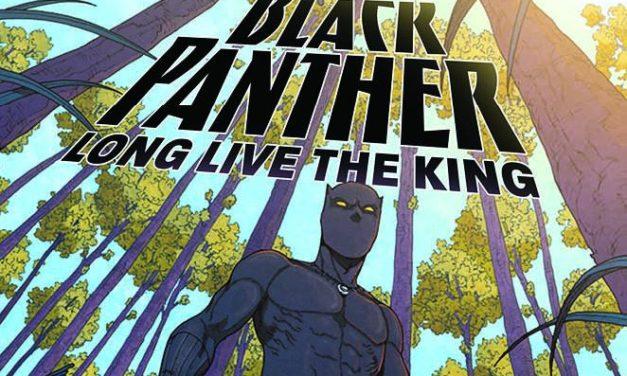 Tendremos un nuevo comic de Black Panther en diciembre