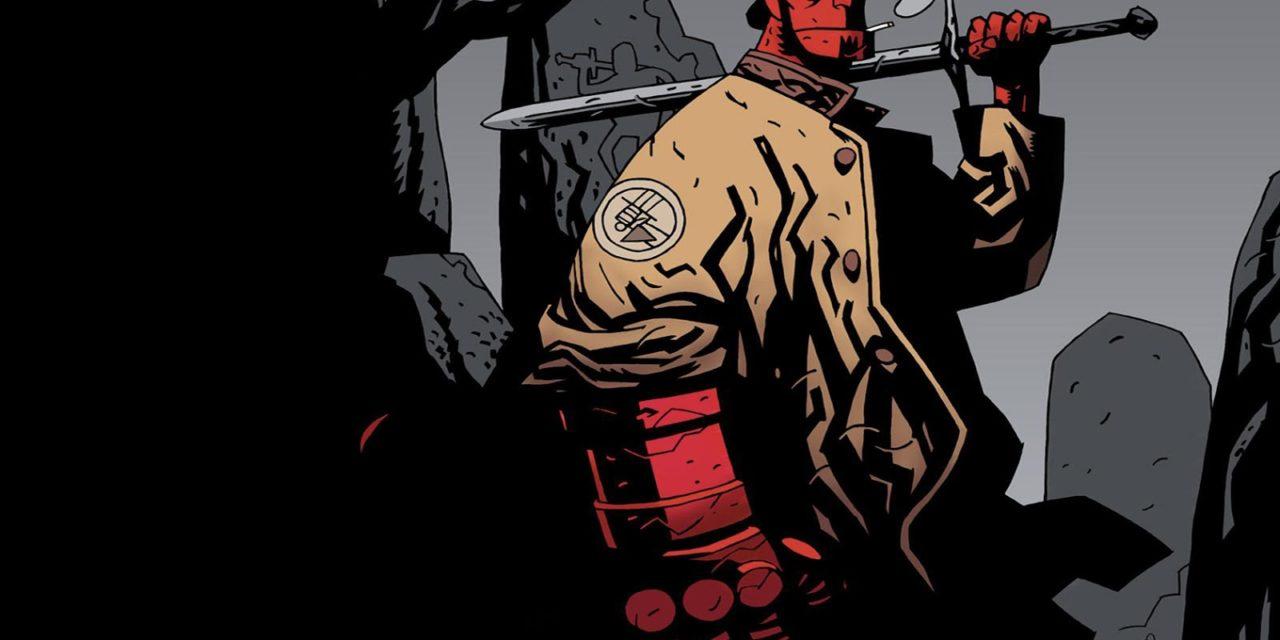 NYCC: Dark Horse anuncia planes para American Gods, Hellboy y The Legend of Zelda