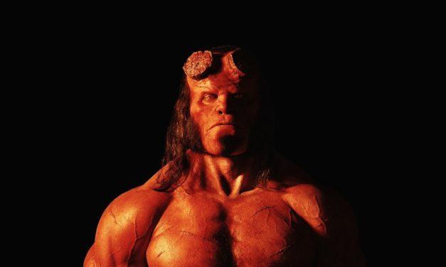 Nuevos nombres se suman al elenco de Hellboy