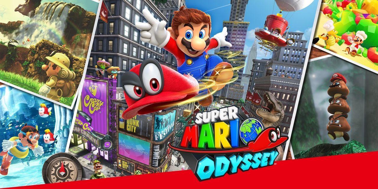 Revelado un nuevo trailer y detalles de Super Mario Odyssey