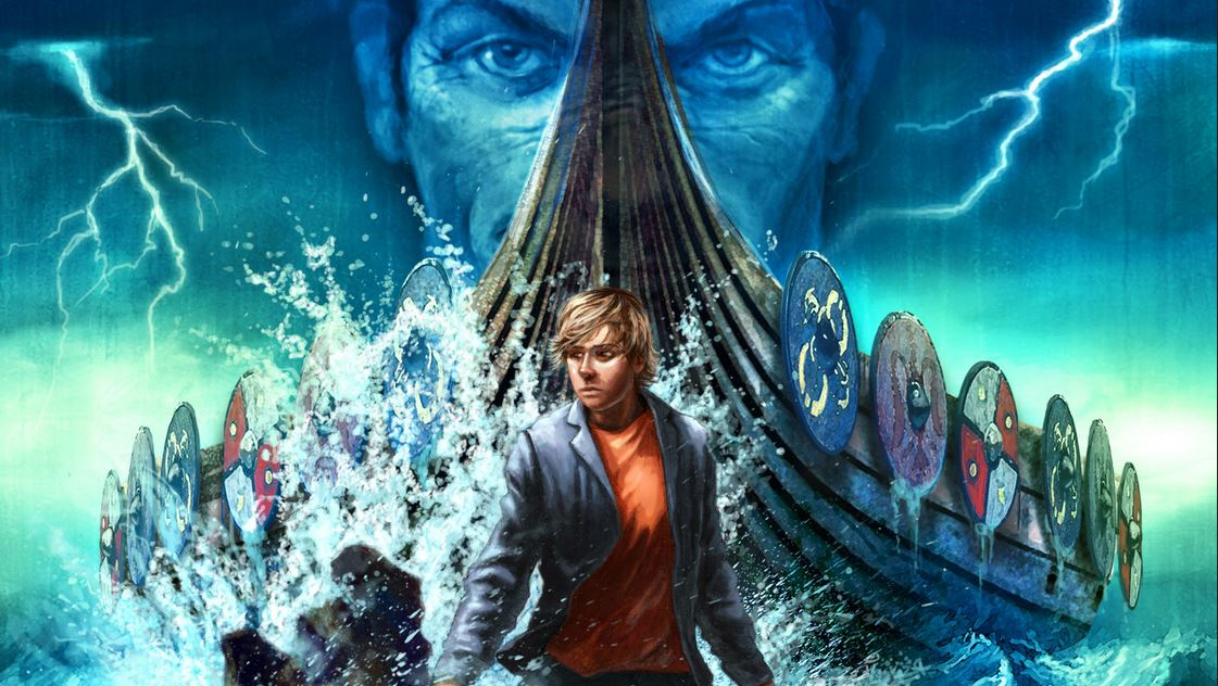 REVIEW: Magnus Chase and the Ship of the Dead