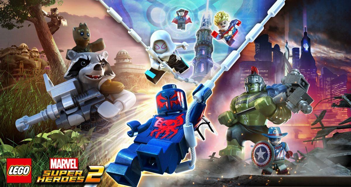 NYCC: Lego Marvel Super Heroes 2 tendrá más personajes