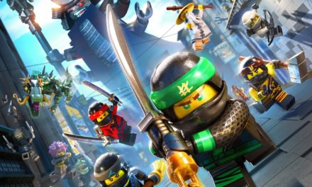 REVIEW: Lego Ninjago la película