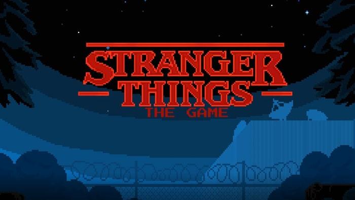 ¡Vuelve a los 80 con Stranger Things: el juego!
