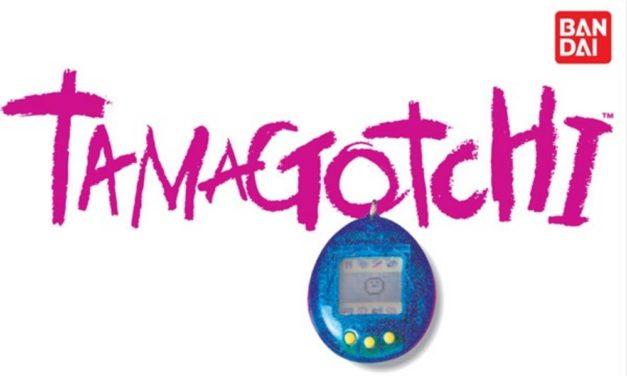 El Tamagotchi o mascota virtual regresa este año