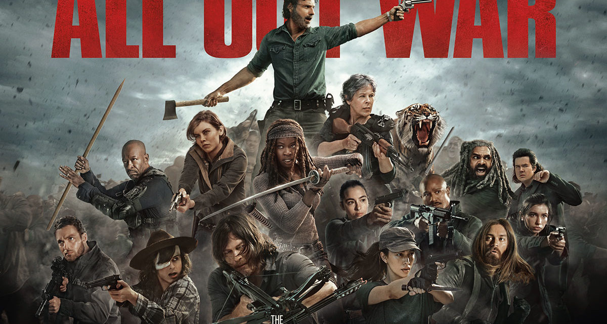 NYCC: Todo sobre la octava temporada de The Walking Dead