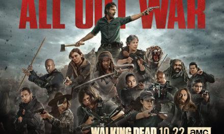 NYCC: Todo sobre la octava temporada de The Walking Dead