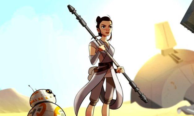 NYCC: Lucasfilm Publishing presentó todas las novedades de los libros de Star Wars