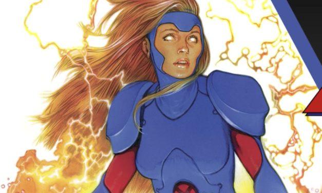 X-Men Red revela al resto de los integrantes del equipo y más