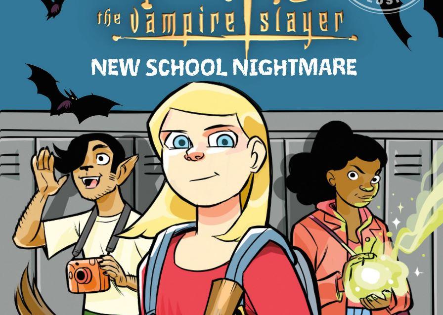 Buffy la Cazavampiros regresará como un nuevo libro
