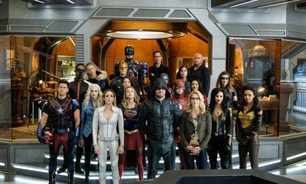 Te presentamos el trailer del crossover de Arrow, Supergirl, The Flash y Legends of Tomorrow