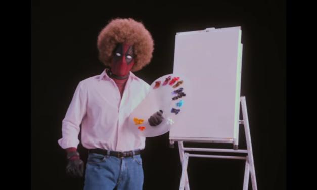Revelado el artístico primer teaser de Deadpool 2