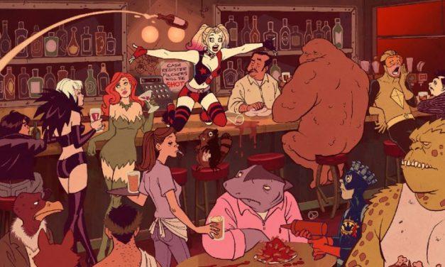 Harley Quinn tendrá una nueva serie animada
