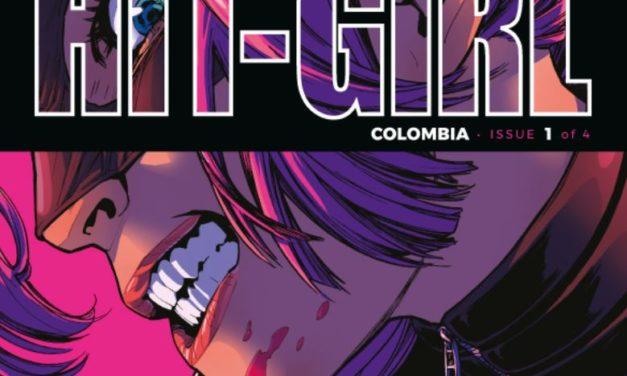 Hit-Girl regresa a los comics para proteger al mundo del crimen organizado
