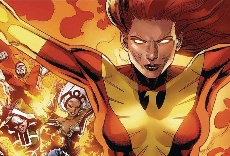 Jean Grey regresará con un nuevo comic en febrero