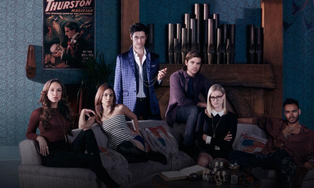 The Magicians regresa con una épica búsqueda en el trailer de su tercera temporada