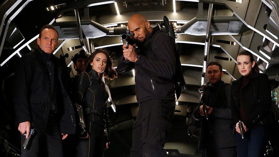 ¡Nuevos personajes para la quinta temporada de Agents of S.H.I.E.L.D.!