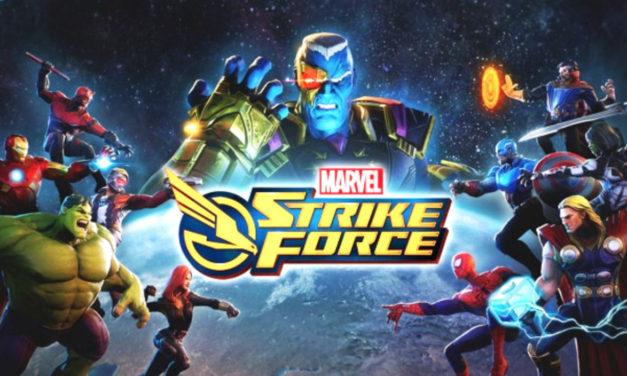 Marvel Strike Force: trailer y detalles sobre el nuevo videojuego de Marvel