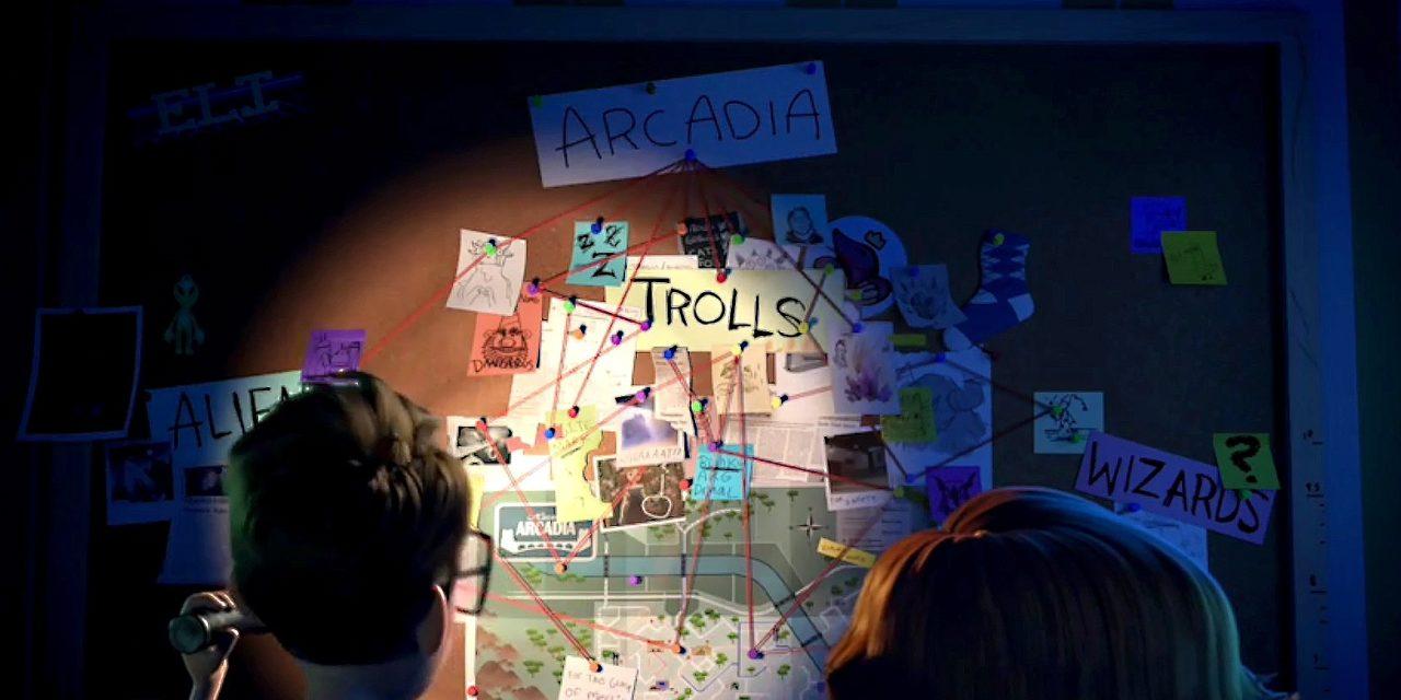 El universo de Trollhunters de Guillermo del Toro se expande con magos y alienígenas