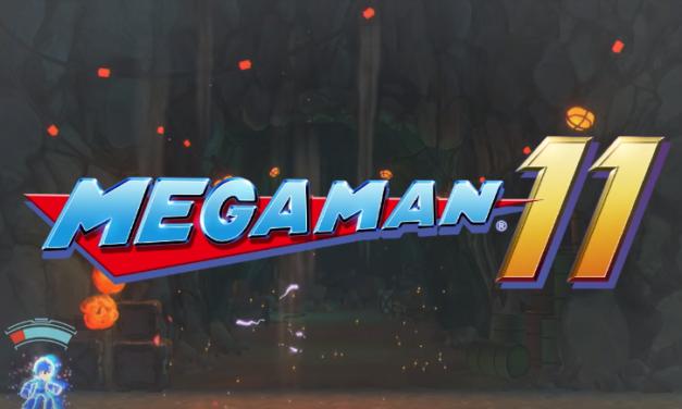 Capcom anuncia Megaman 11, el nuevo juego de la franquicia