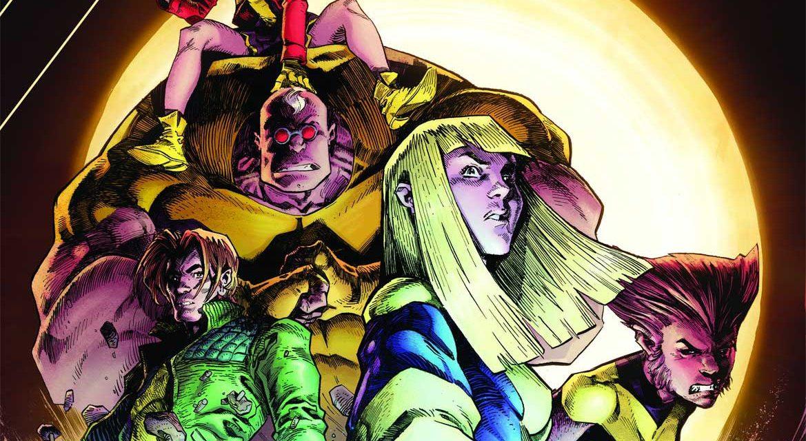 Nueva mini serie de New Mutants llegará el próximo marzo