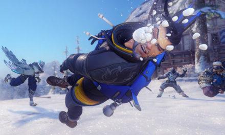 Celebra la Navidad con Overwatch Winter Wonderland 2017