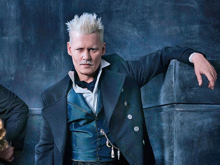 J.K. Rowling defiende la elección de Johnny Depp como Grindelwald