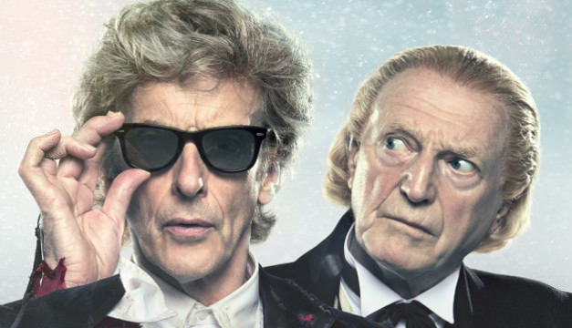 """REVIEW: Doctor Who: """"Twice Upon a Time"""""""